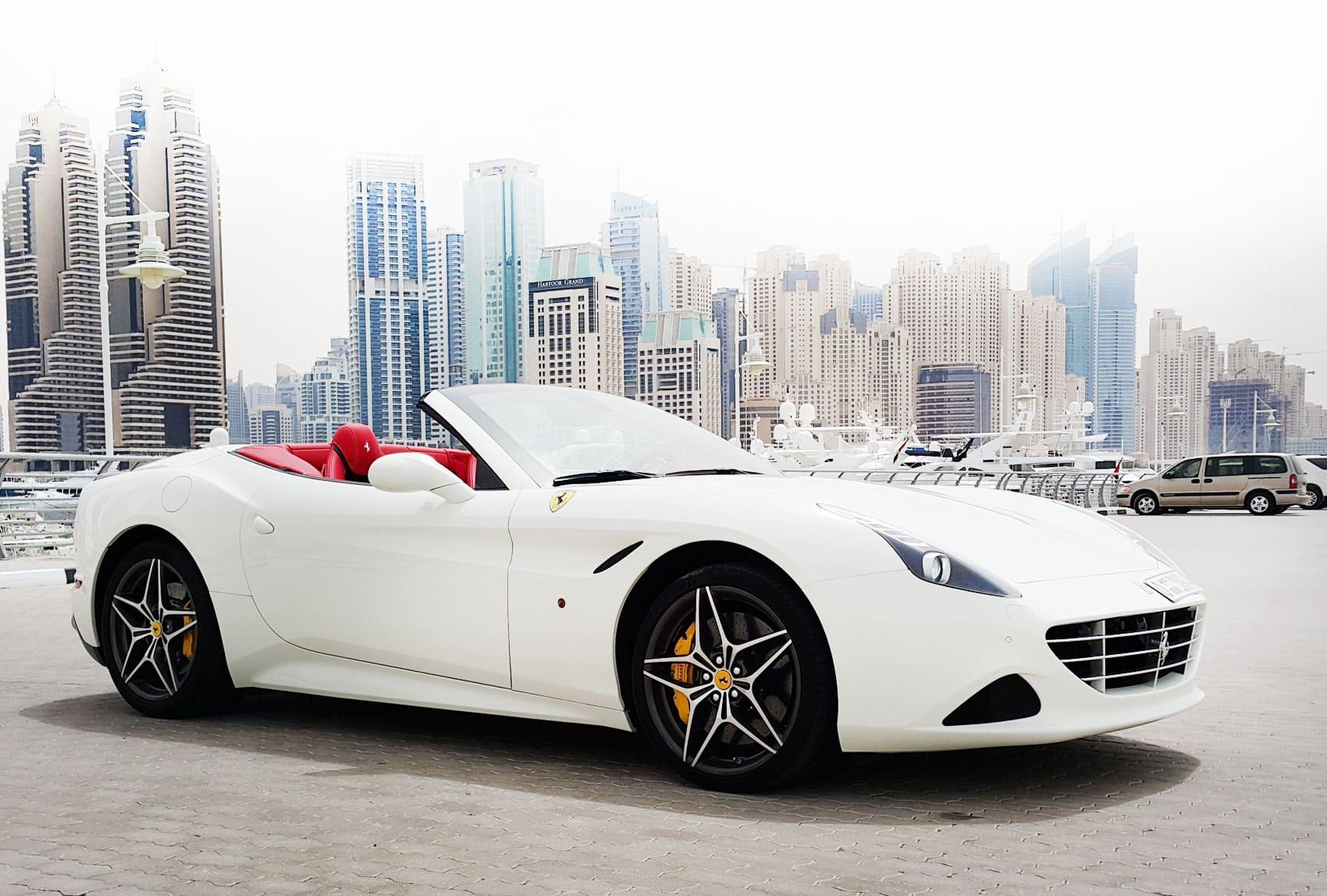 Ferrari California Rental Las Vegas - Exotic And Sports ...