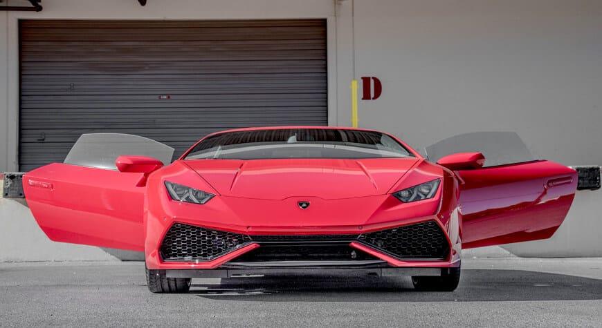 Lamborghini Huracan Rental Las Vegas ⋆ Unlimited Miles ⋆ Largest ...
