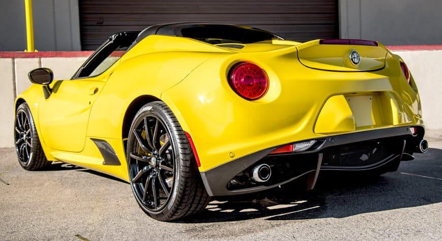 Exotic Car Rental Las Vegas >> Alfa Romeo C4 Spider Rental Las Vegas - Exotic Cars Vegas