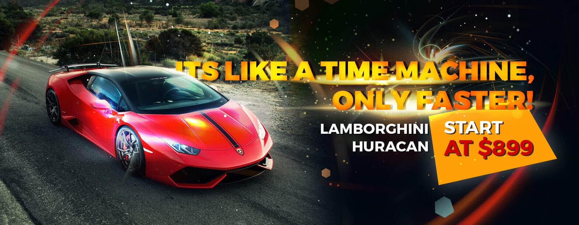 Las Vegas Exotic Car Rental - Ferrari, Lamborghini, Slingshot ...