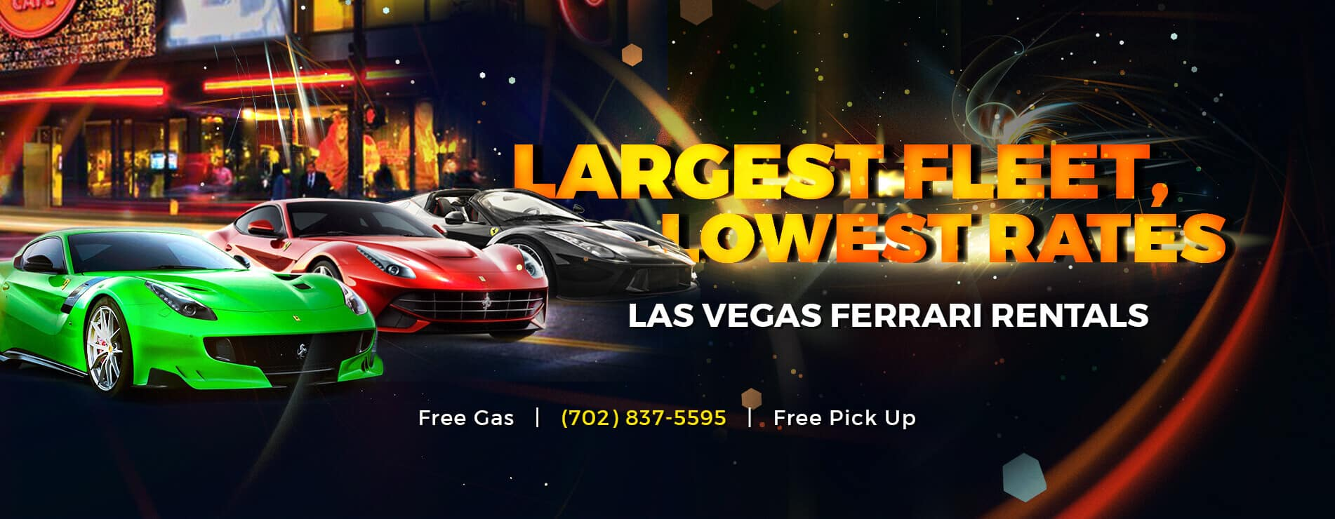 Las Vegas Exotic Car Rental  Luxury Cars For Rent