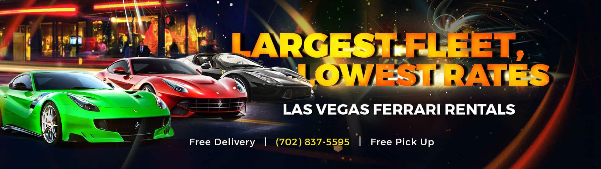 Sports Car Rental Las Vegas Strip