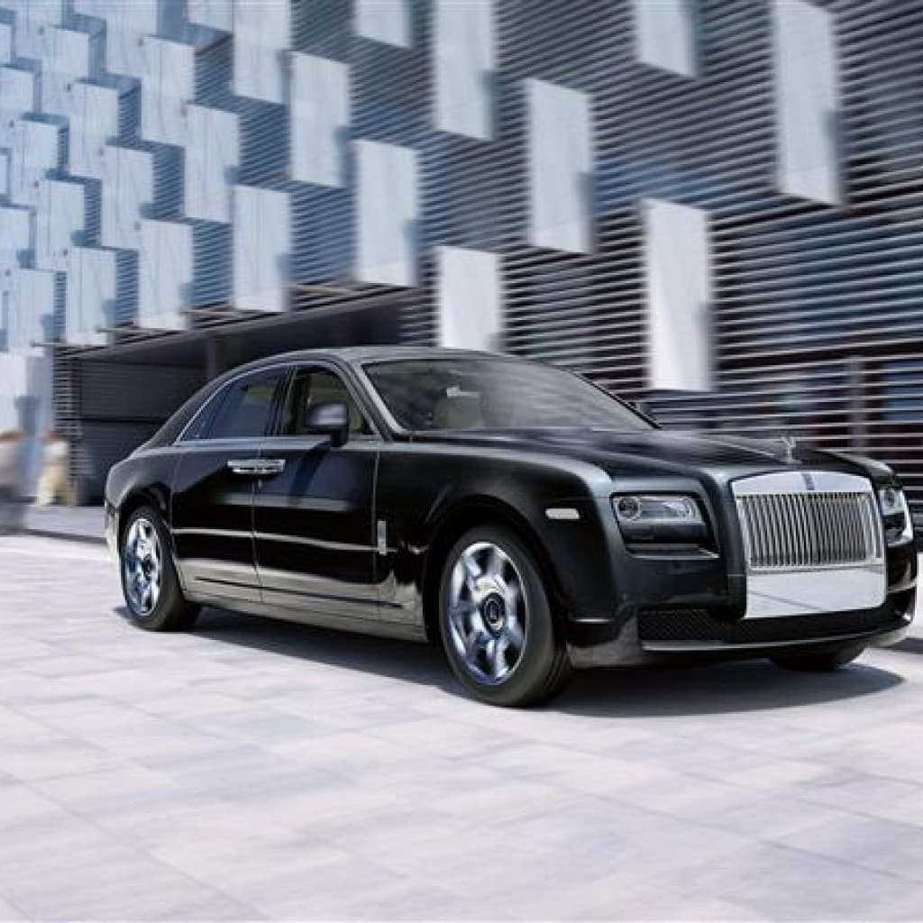 Rolls Royce Ghost Luxury Rental