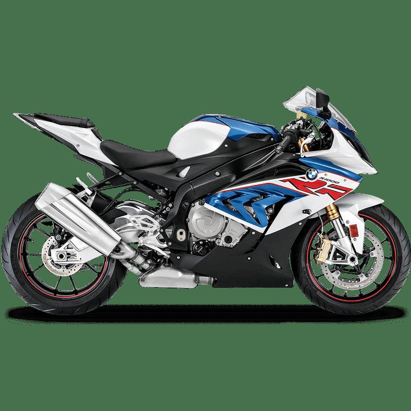 2018 BMW S1000RR (White)