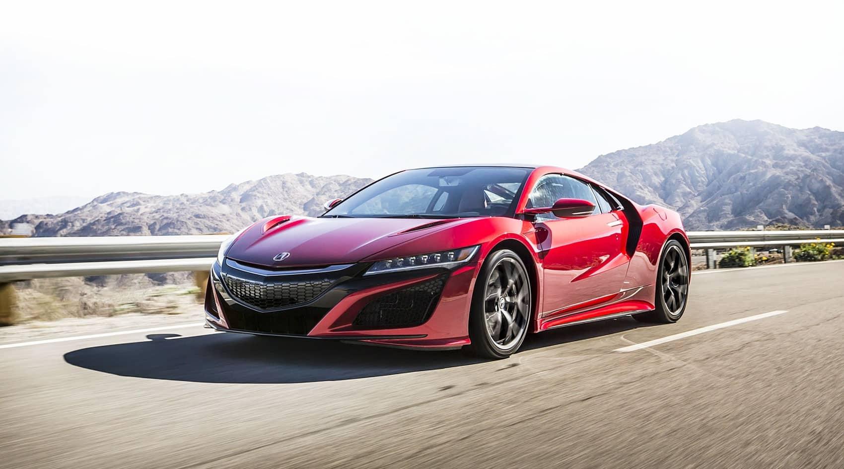 Sports Car Rental Las Vegas